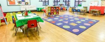 Pre-School Set Up