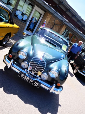 The Jag Classic Cars