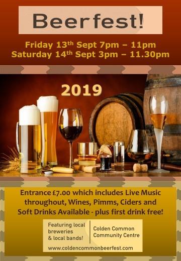 Beert Fest Official Poster 2019