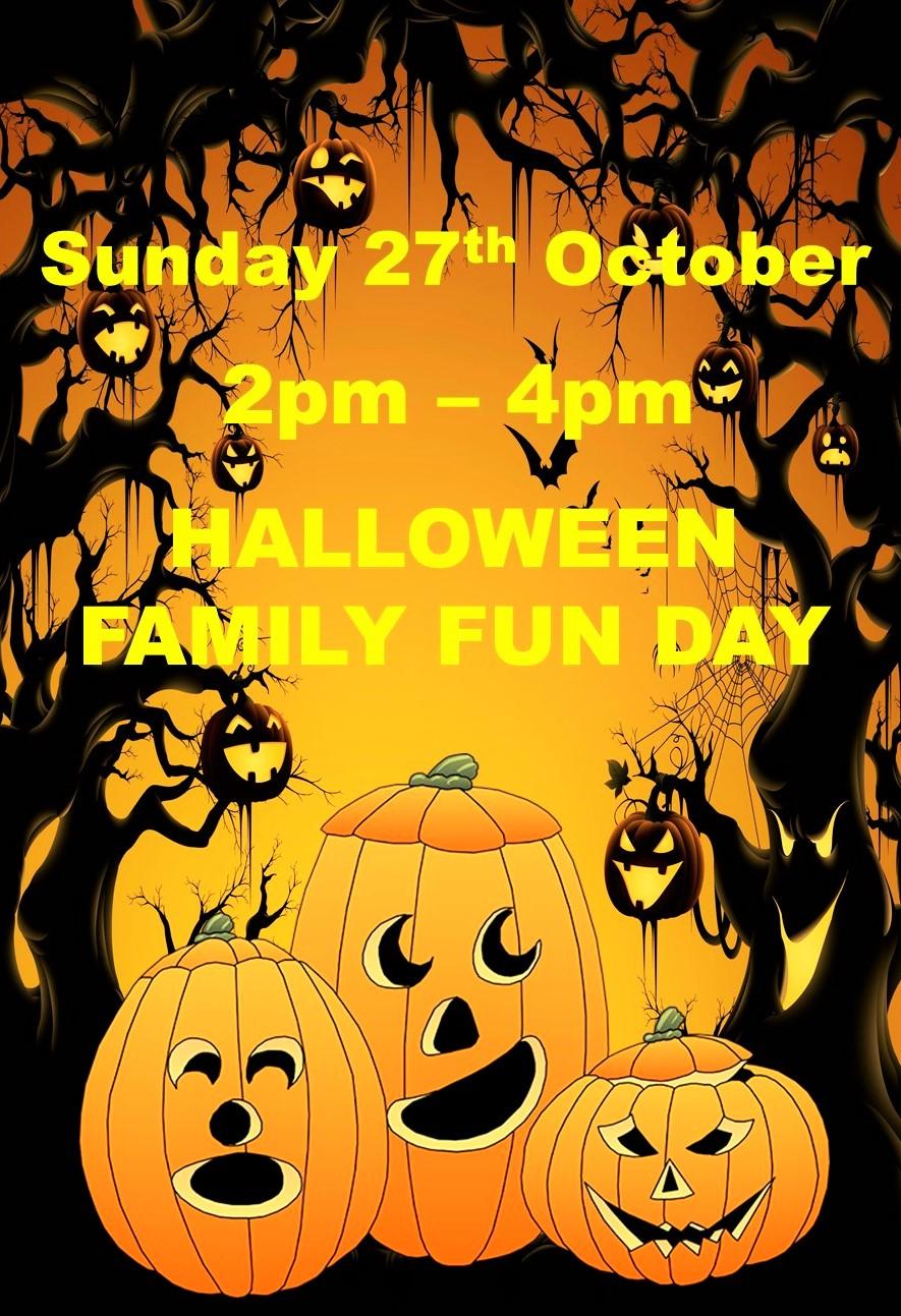Halloween Fun Day Corrected Times