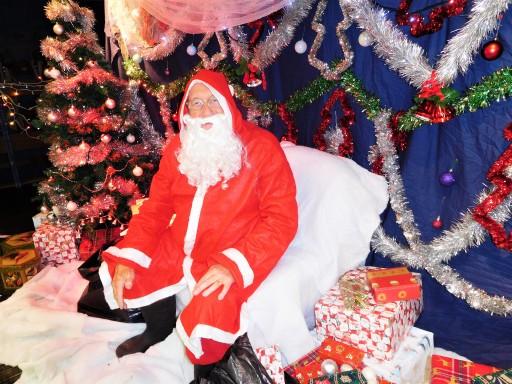 Santa in The Grotto 2019