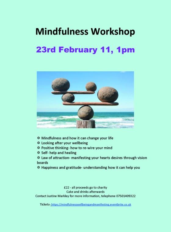 Mindfulness workshop) copy